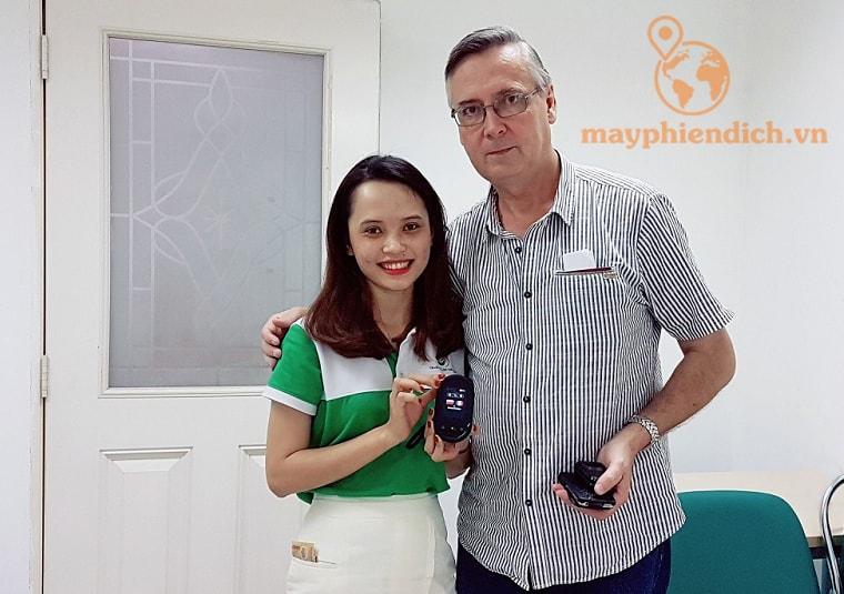 mayphiendich.vn thường xuyên bán hàng cho khách nước ngoài