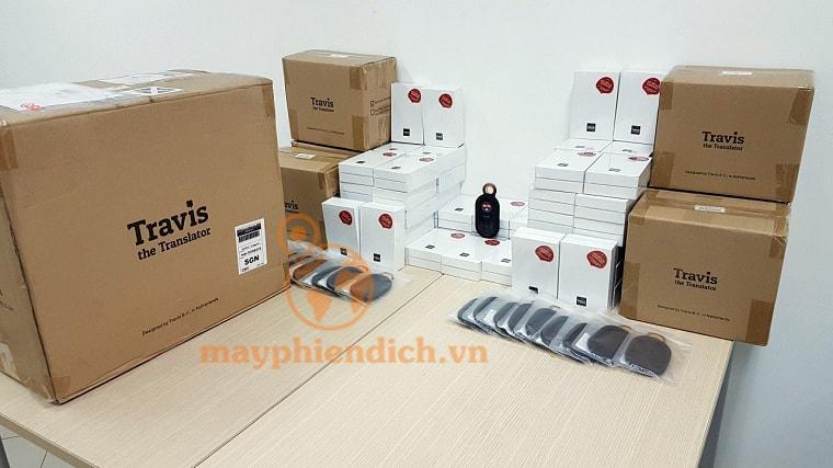 Mayphiendich.vn hợp tác nhập khẩu trực tiếp sản phẩm máy phiên dịch từ nhà sản xuất