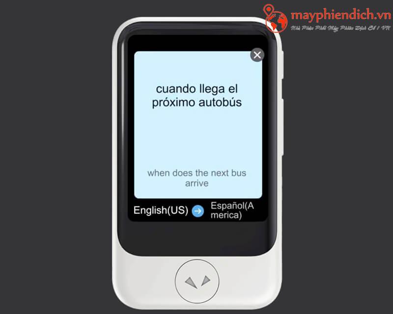 bản dịch âm thanh cho 82 ngôn ngữ