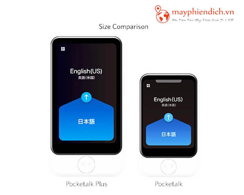Pocketalk Plus