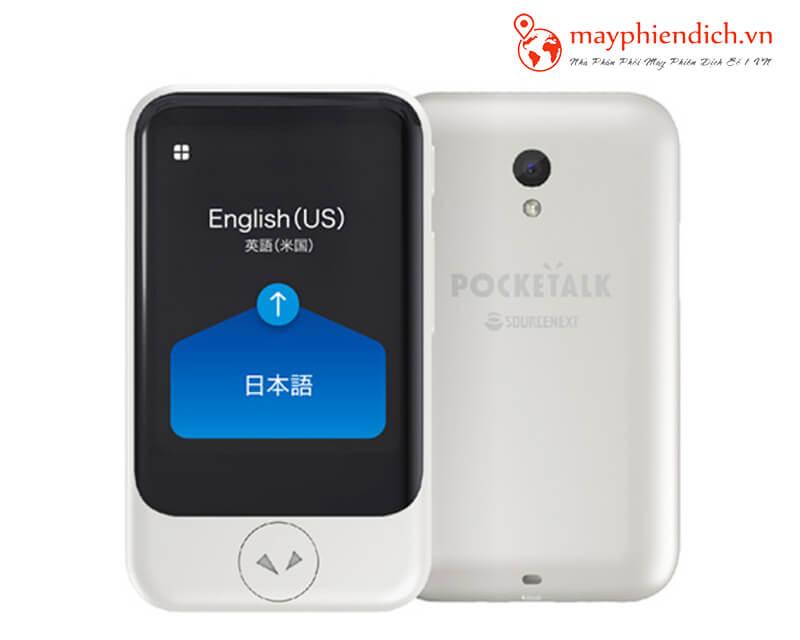 Cách sử dụng Pocketalk Plus Translator