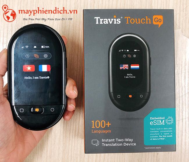 Travis Touch Go 2020 cầm tay nhỏ gọn