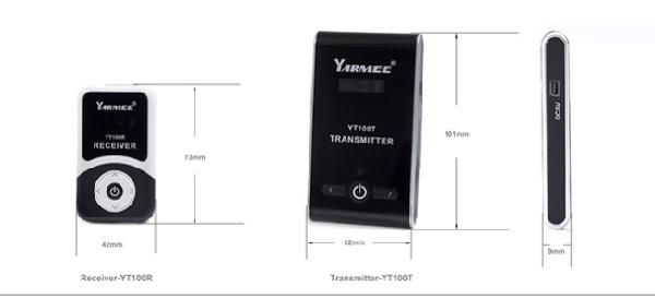 máy phiên dịch yarmee có kích thước nhỏ gọn