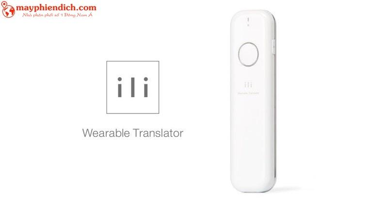 đánh giá máy phiên dịch ILI