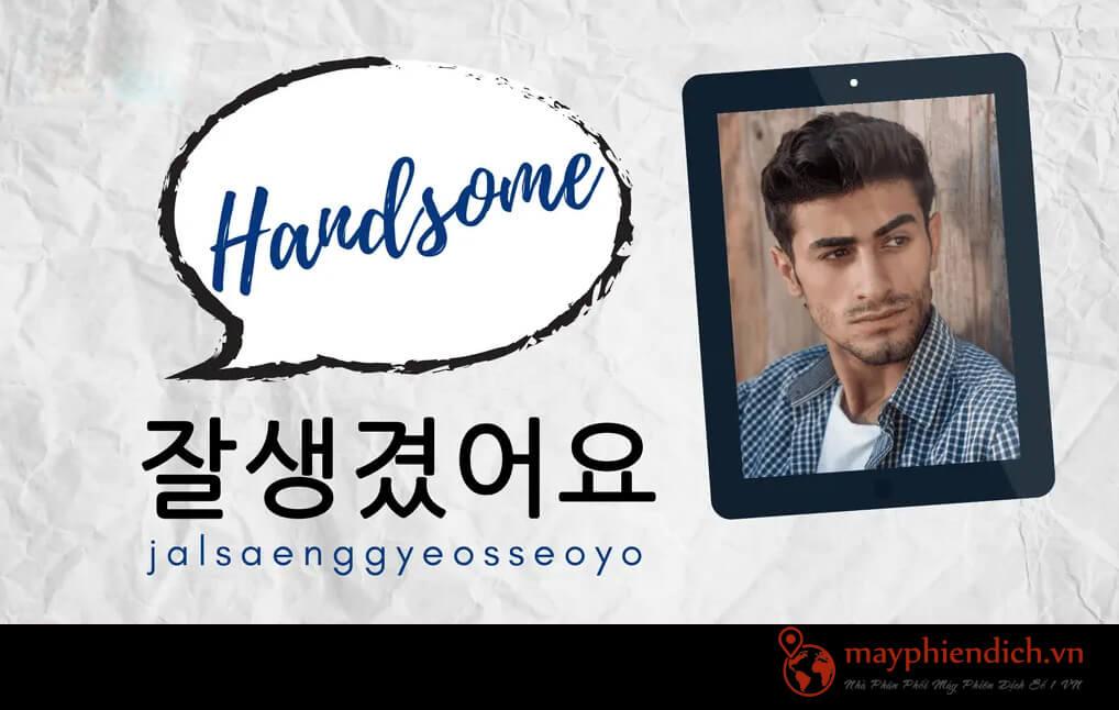 Cách khen ngợi bằng tiếng Hàn linh động nhất